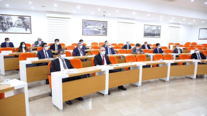 Covid-19 Değerlendirme Toplantısı Yapıldı