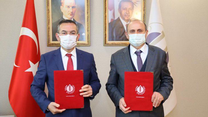 ODÜ ile Ordu Arıcılık Araştırma Enstitüsü Arasında Protokolü İmzalandı