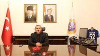 Vali Tuncay Sonel'in Ramazan Ayı Mesajı