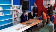Ordu Altınfındık İlkokulunda Kütüphaneler Haftası Etkinliği Düzenlendi