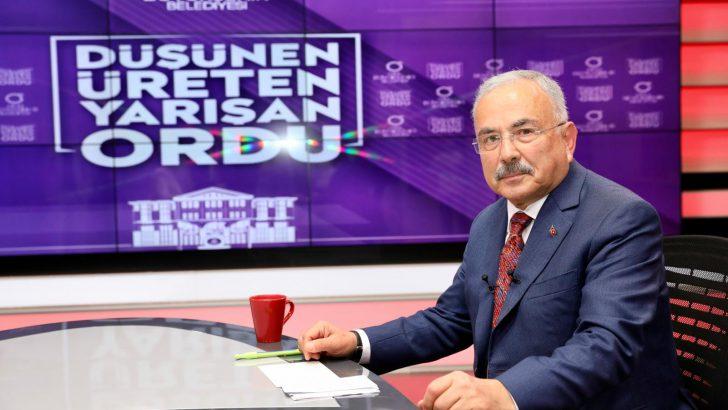 BAŞKAN GÜLER, GÜNDEM ÖZEL'DE