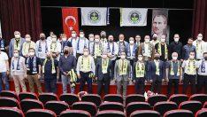 Fatsa Belediyespor'da Adem Bekar Yeniden Başkan Seçildi