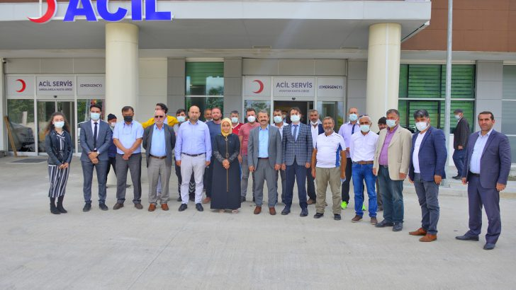 Akkuş Yeni Devlet Hastanesi Hizmete Başladı