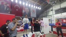 TÜRKİYE ŞAMPİYONU SUDENAZ, AVRUPA'YA GİDİYOR